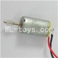 Skytech M33 RC Helicopter Parts ,Skytech M33A Parts-18 Main motor B with long shaft and gear