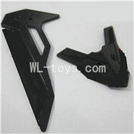 Skytech M33 RC Helicopter Parts ,Skytech M33A Parts-27 Tail decration
