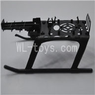 Skytech M36 RC Helicopter Parts-15 Landing skid