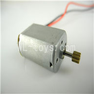 Skytech M36 RC Helicopter Parts-23 Main motor with long shaft and gear