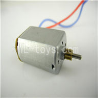 Skytech M36 RC Helicopter Parts-24 Main motor with short shaft and gear