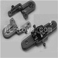 Skytech M36 RC Helicopter Parts-26 Upper Main blade grip get & Lower main blade grip set