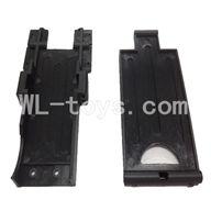 WLtoys L959 Parts-Rear Baseboard,WLtoys L959 RC Car Parts,1/12 RC Racing car buggy spare parts