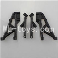 WLtoys L959 Parts-Rear Shock Absorption Bracket,WLtoys L959 RC Car Parts,1/12 RC Racing car buggy spare parts
