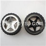 WLtoys L959 Parts-Front Tire(2pcs),WLtoys L959 RC Car Parts,1/12 RC Racing car buggy spare parts