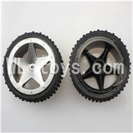WLtoys L959 Parts-Wheel,Tires,RC Buggy Rear Tire(2pcs),WLtoys L959 RC Car Parts,1/12 RC Racing car buggy spare parts