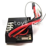 WLtoys L959 Parts-Receiver board and box,WLtoys L959 RC Car Parts,1/12 RC Racing car buggy spare parts