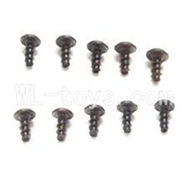 WLtoys L959 Parts-Round Head Scre PWA 2.6x4mm Screw(10pcs),WLtoys L959 RC Car Parts,1/12 RC Racing car buggy spare parts