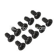 WLtoys L959 Parts-Round Head Screw Set 1.8x3mm(10pcs),WLtoys L959 RC Car Parts,1/12 RC Racing car buggy spare parts