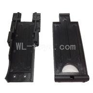 WLtoys L969 L212 parts-Rear Baseboard