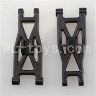 WLtoys L969 L212 parts-Front Lower Suspension Arm(2pcs)
