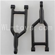 WLtoys L969 L212 parts-Front Upper Suspension Arm(2pcs)