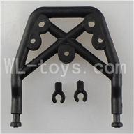 WLtoys L969 L212 parts-Front Baseplate Fixure Seat