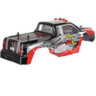 WLtoys L969 L212 parts-Body Shell Cover,Car Canopy,Car shell-Red