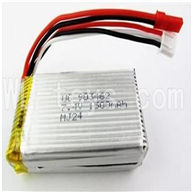 WLtoys L969 parts-Battery Packs,7.4v 1500mah LiPo battery with JST Plug(Can only be Used for L959)