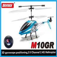 Skytech M10R M10GR RC Helicopter  Skytech M10GR Helicopter Parts List