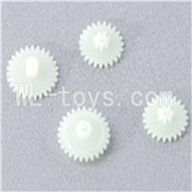Skytech M10 M10G M10GR RC Helicopter Parts-09 Small main gear