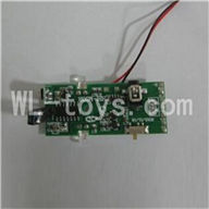 Skytech M10 M10G M10GR RC Helicopter Parts-13 Circuit board,Receiver board