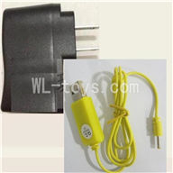 Skytech M10 M10G M10GR RC Helicopter Parts-16 Straight conversion plug & USB Charging cable