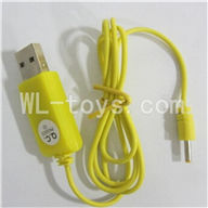 Skytech M10 M10G M10GR RC Helicopter Parts-18 USB Charging cable