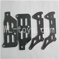 Skytech M10 M10G M10GR RC Helicopter Parts-20 Main fame metal parts