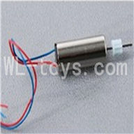 Skytech M10 M10G M10GR RC Helicopter Parts-22 Main motor B with Red and Blue wire