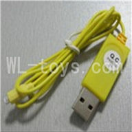 Skytech M13 RC Helicopter Parts-18 USB Charging cable