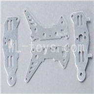 Skytech M13 RC Helicopter Parts-20 Main fame metal parts