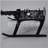 Skytech M16 M16G RC Helicopter Parts-05 Landing skid