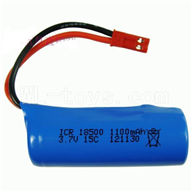 Skytech M16 M16G RC Helicopter Parts-06 Original 3.7V 1100mAh Li-Poly Battery