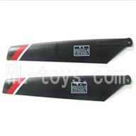 FeiLun FX052 RC Helicopter parts-02 Main rotor blades(2pcs)