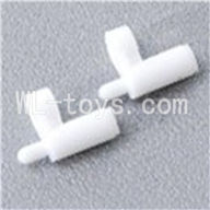 Skytech M3 M3A RC Helicopter Parts-19 Head cover fixing parts(2pcs)