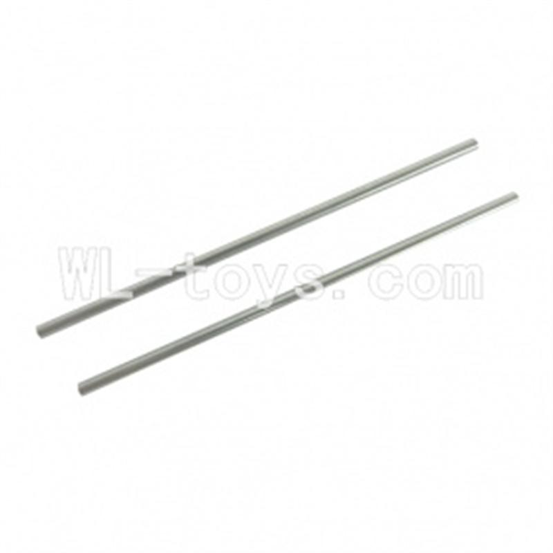 Skytech M5 M5A RC Helicopter Parts-29 Support pipe(2pcs)