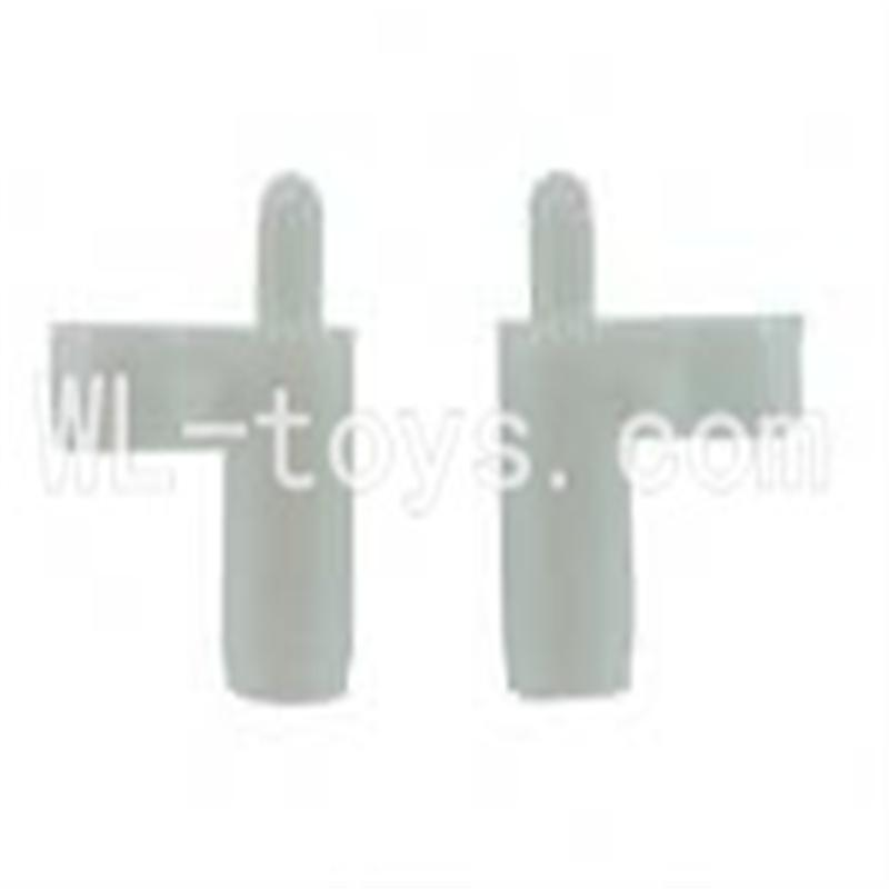 Skytech M5 M5A RC Helicopter Parts-30 Fixtures for the support pipe(2pcs)