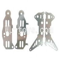 Skytech M5 M5A RC Helicopter Parts-31 Main Metal frame(4pcs)