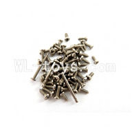 Skytech M5 M5A RC Helicopter Parts-36 Screws