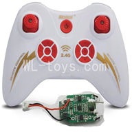 Skytech M60 RC Quadcopter Parts-12 Transmitter & Circuit board