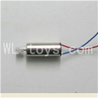 Skytech M60 RC Quadcopter Parts-20 Main Motor B with blue and Red wire