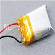 Skytech M25 M35 RC Helicopter parts ,Skytech M25 parts-07 3.7V 100mah lithium battery