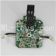 Skytech M25 RC Helicopte parts-23 Circuit board ,Receiver board
