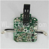 Skytech M35 RC Helicopter parts-23 Circuit board,Receiver board