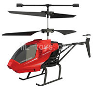 Skytech M35 RC Helicopter parts-27 BNF-Red (Only helicopter,no battery,no charger,no transmitter)
