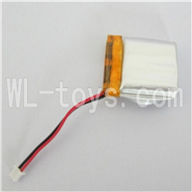 Skytech M37 RC Helicopter Parts-09 3.7V 220mah lithium battery