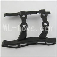 Skytech M37 RC Helicopter Parts-15 Base board,Landing skid(Version 2)