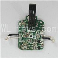Skytech M37 RC Helicopter Parts-23 Circuit board,Receiver board