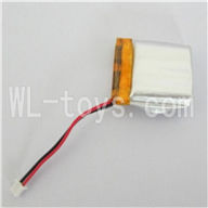 Skytech M39 RC Helicopter Parts-16 3.7V 220mah lithium battery