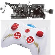 Skytech M39 RC Helicopter Parts-17 Transmitter & Circuit board