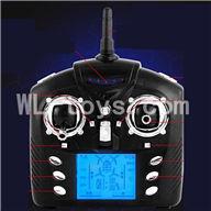 WLtoys V323 RC Quadcopter parts-09 Transmitter