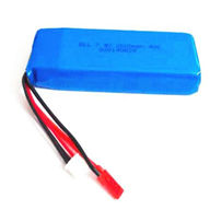 WLtoys V262 RC Quadcopter parts-37 7.4v 2600mah Battery 40C