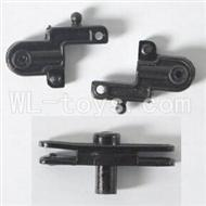 SYMA S026G RC helicopter parts-26 Upper blade grip set & Lower blade grip set